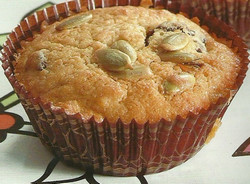 Raisin and Oat Cupcakes recipes