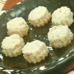 Snow White Almond Cookies recipes