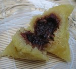 Red Bean Alkaline Dumpling recipes